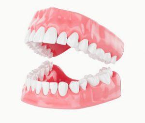 שיניים תותבות מאפשרים לך לשמור על החיוך